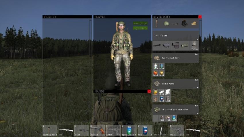 Dayz - hardcore survival simulátor