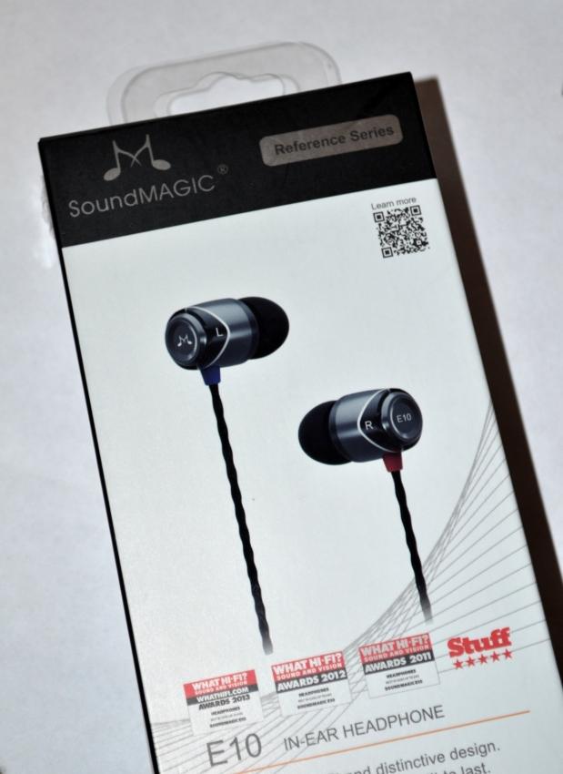 Sluchátka SoundMagic E10